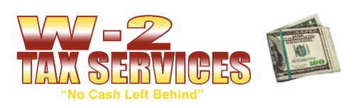W2 Tax Services